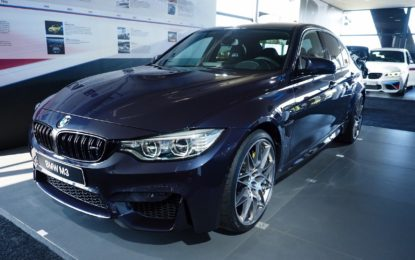 "BMW M3 "" 30 Years M3 "" : trenta anni con lode"