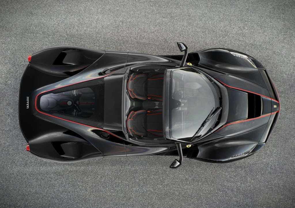 Ferrari limited edition LaFerrari special-series 02