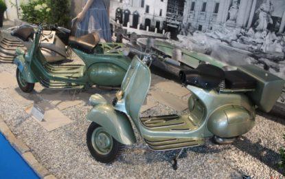 Exhibition Vespa : la mostra sui 70 anni di un'icona del Made in Italy