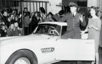 Rinata la BMW 507 di Elvis Presley