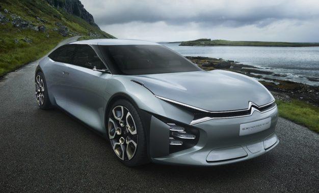 Citroën Cxperience: la rivoluzionaria del futuro