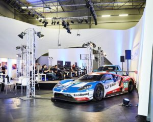Guida virtuale e grande record con Ford GT in Forza Motorsport 6