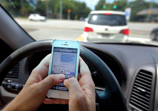 iphone alla guida