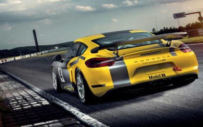 Porsche Cayman GT4 Clubsport MR – Circuito virtuoso