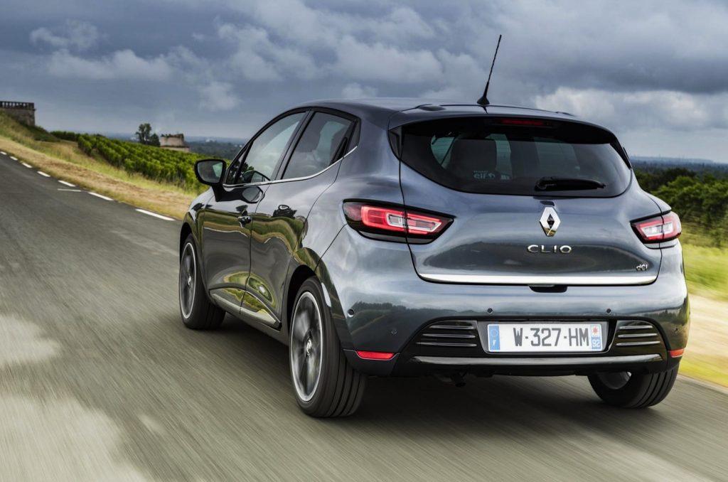 Renault Clio: Motori i...