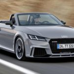 Audi TT RS: prestazioni da autodromo