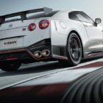 Nissan GT-R NISMO 2017: Volo radente