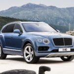 Bentley Bentayga Diesel: La nobiltà viaggia a gasolio