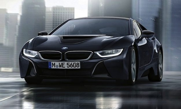 BMW i8 Protonic Dark Silver: Fuoriserie Special Edition