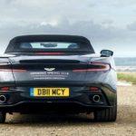 Aston Martin DB11 Volante: Dall'Inghilterra il teaser della convertibile