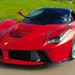 Terremoto: Ferrari LaFerrari all'asta per finanziare la ricostruzione