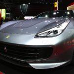 Ferrari GTC4lusso: Sua Eccellenza debutta a Parigi
