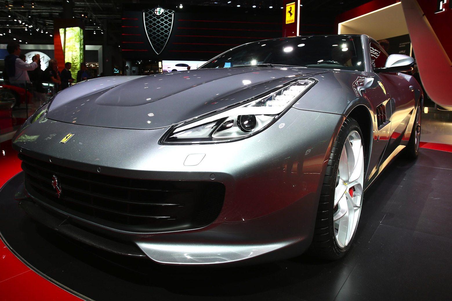 La Ferrari GTC4Lusso