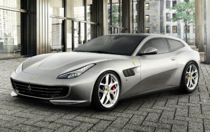 Ferrari GTC4 Lusso T: la V8 volante