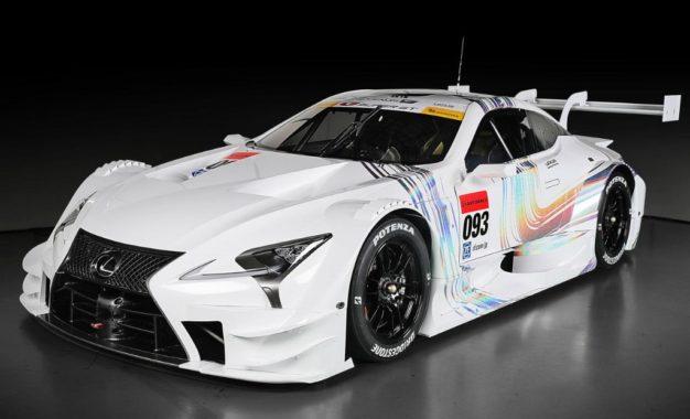 Nuova Lexus LC 500 per il Campionato GT