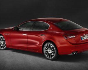 Maserati Ghibli Model Year 2017: Evoluzione coerente
