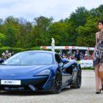 Alfa, DS E-Tense e McLaren le star al Chantilly Arts & Elegance