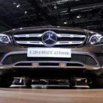 Mercedes Classe E All-Terrain: debutta al salone di Parigi