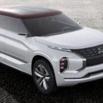 Mitsubishi GT-PHEV Concept: Ibrida all'avanguardia