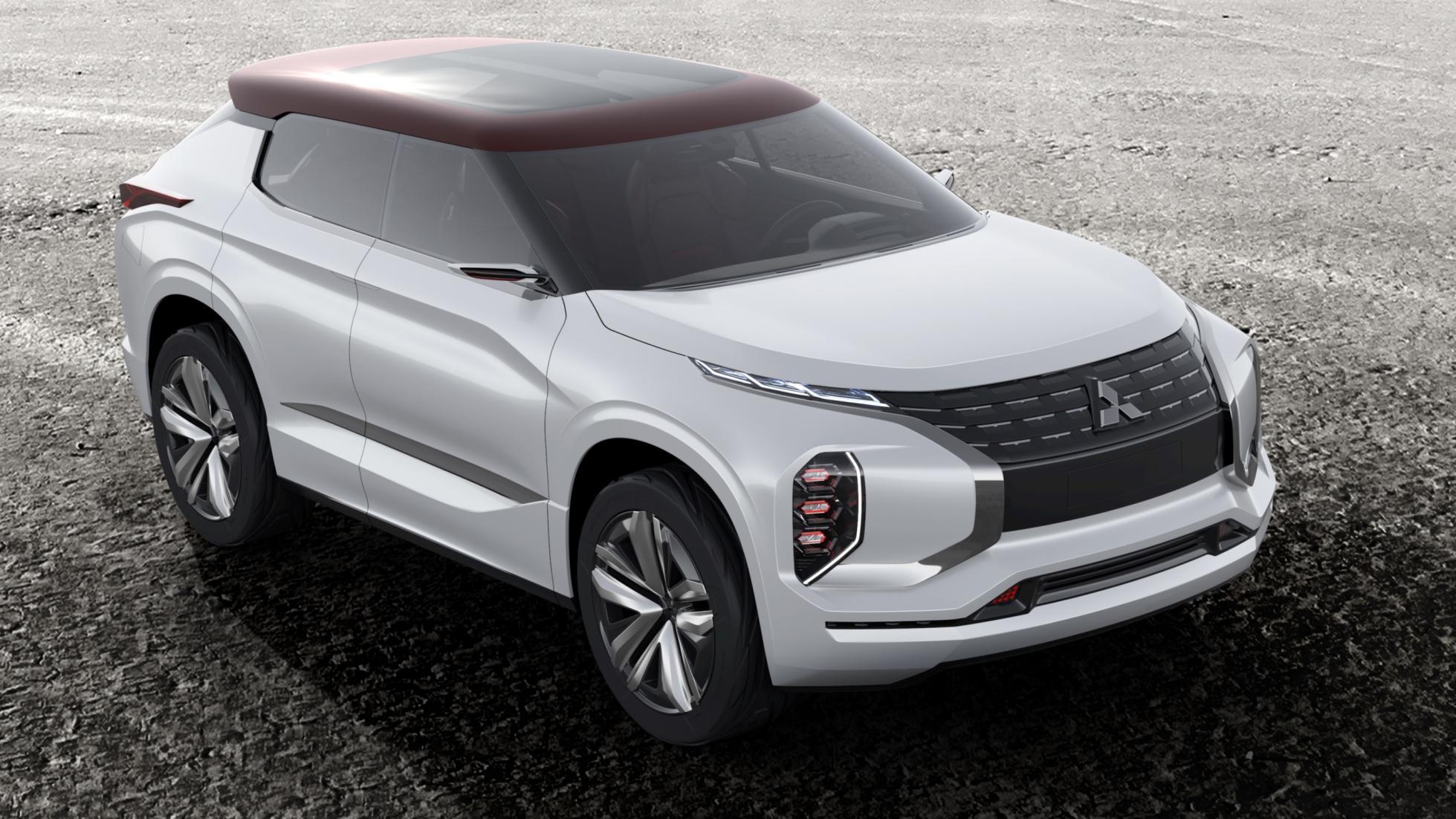 Mitsubishi a Parigi con un nuovo SUV plug-in