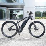 Peugeot eU01s: la bici elettrica con un marcia in più