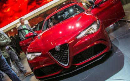 Alfa Romeo Giulia Quadrifoglio: Star anche a Miami
