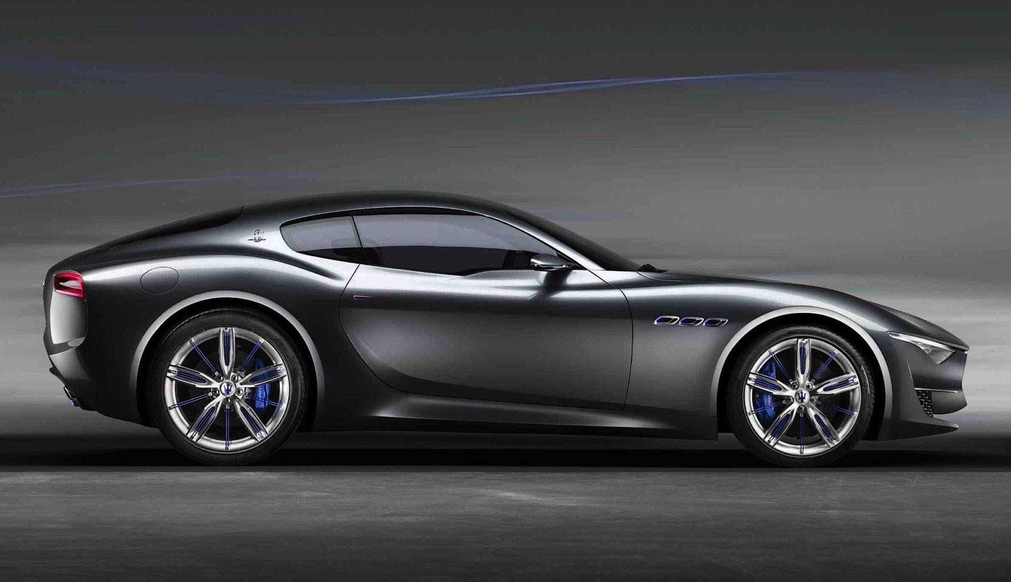 Maserati Alfieri News >> Maserati elettrica: Tridente elettrizzato e elettrizzante - MotorAge New Generation