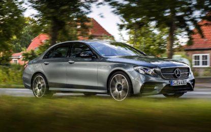 Mercedes-Benz: nuovi motori per GLC e Classe E