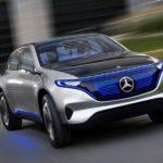 Mercedes-Benz Generation EQ: Elettro chic