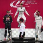 Rosberg conquista anche Suzuka e vede il titolo vicino