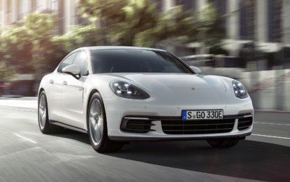 Porsche Panamera 4 E-Hybrid: La sostenibilità delle alte performance