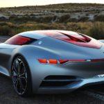 Renault TreZor: Prove tecniche di futuro