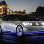 """Volkswagen I.D. Concept: 600 km con un """"pieno"""" di energia"""