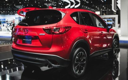 Mazda CX-5: Crossover alternativo