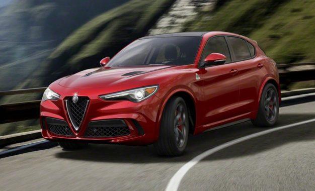 Alfa Romeo Stelvio: esordio a Los Angeles
