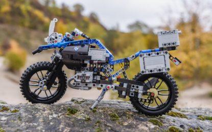 Formato LEGO per la BMW Adventure