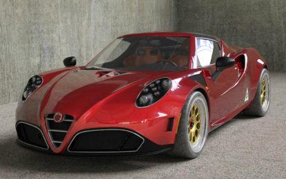 Alfa Romeo 4C, ancora più estrema by Romeo Ferraris
