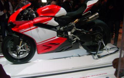 Ducati a EICMA 2016 con sei moto inedite