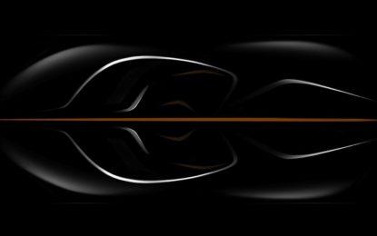 La McLaren a tre posti diventa realtà