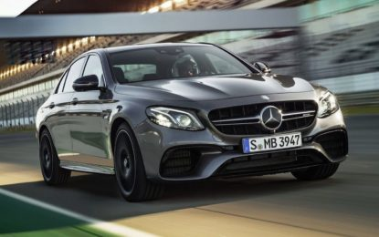 Mercedes AMG E 63 4Matic- E 63 S 4Matic: Dragstar