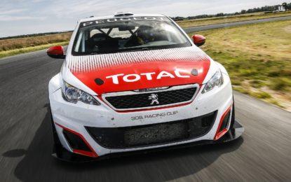 Peugeot 308 Racing Cup: La nuova auto del leone per la pista