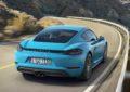 Porsche 718 Cayman S: Quando quattro è meglio di sei
