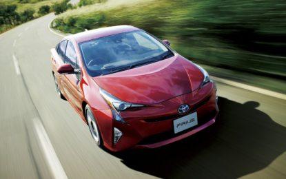 Toyota Prius Plug-in AD H2R-MFS 2016 : La elettrico-benzina+elettrico ricaricabile