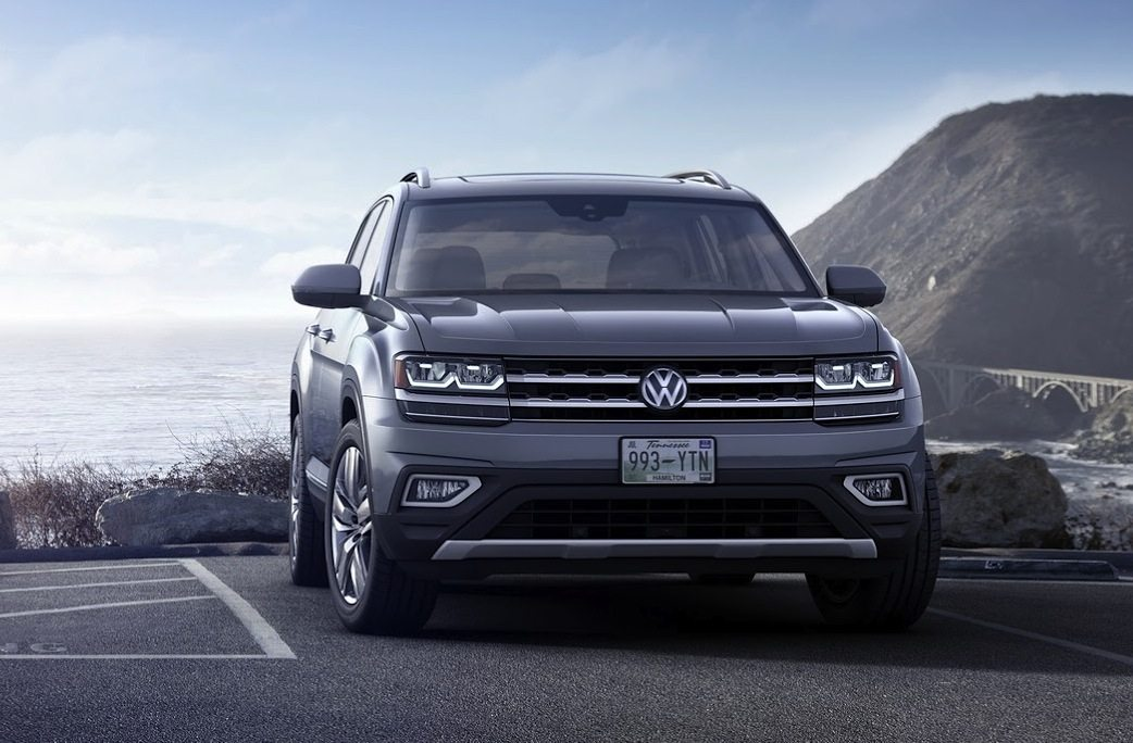 volkswagen atlas mega suv a 7 posti motorage new generation. Black Bedroom Furniture Sets. Home Design Ideas
