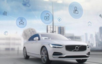 """Volvo Concierge: la App """"risparmia tempo"""""""