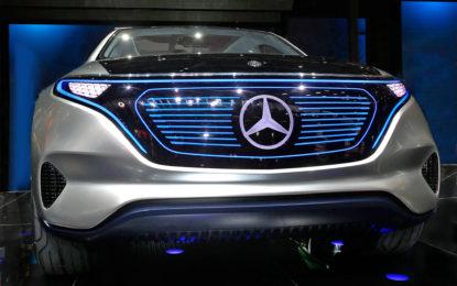 Generation EQ: Mercedes disegna il futuro