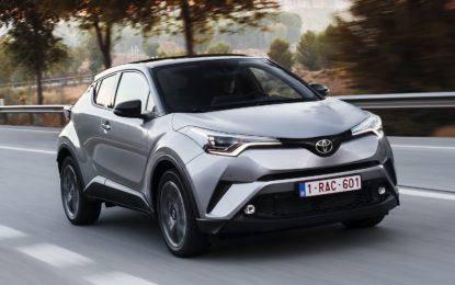 Toyota C-HR: Come rompere gli schemi seducendo