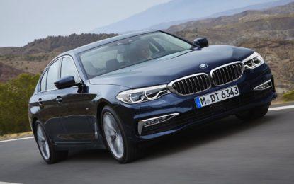 BMW 530d xDrive 265 CV Steptronic. Impressioni di guida