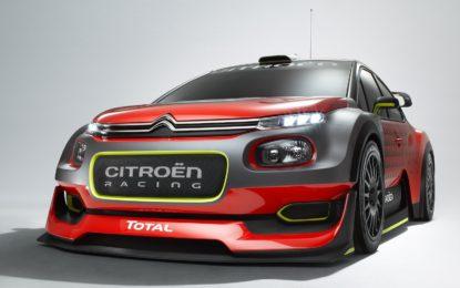 "Citroen C3 WRC Plus 2017: la nuova ""belva"" per il WRC 2017"