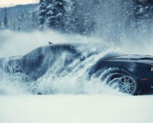 Dodge Challenger GT AWD: muscolosa a trazione integrale